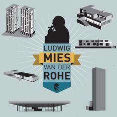 Happy Birthday Mies Van der Rohe! | ArchDaily