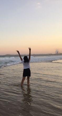 ☽ Beach life ☾