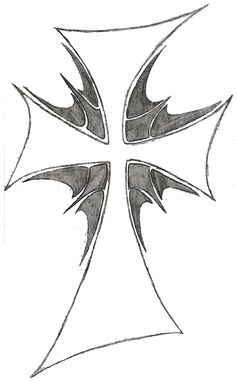 drawings cross drawing maltese cool easy draw crosses clipart pencil google christian cliparts sketches designs tattoo cricut library clipartbest steps