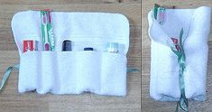 personal hygiene kits to sew for homeless shelters