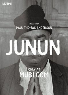 Le magnifique #Junun de #PaulThomasAnderson sur @mubifrance actuellement en exclusivité #EXCLUSIVE