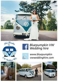Wedding Hire, Campervan, Vw, Pumpkin, Facebook, Blue, Pumpkins, Wedding Suit Rental, Squash