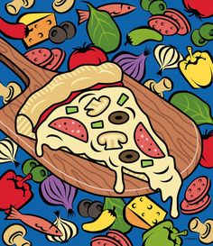 FineArtAmerica.com - The Art of Pizza