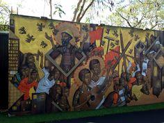 Stelios Faitakis' Allegory of Florida, Miami - CoSA   Contemporary Sacred Art