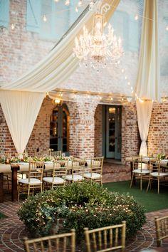Sweet and intimate Casa Feliz Wedding in Winter Park
