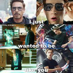 The world needs the next Iron Man . Tag Your Friends! Marvel Films, Disney Marvel, Marvel Heroes, Marvel Avengers, Spiderman Marvel, Marvel Quotes, Funny Marvel Memes, Dc Memes, Loki Quotes