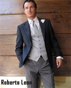 Bridegroom Suit by Roberto Leon