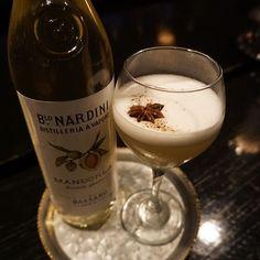 """Italian nightcap (Nardini mandorla) feat. Amaretto  #wearereisenbar #cocktail #drink #nardini #nardinigrappa"""