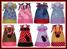 pillowcase dresses Sewing Paterns, Childrens Sewing Patterns, Sewing Ideas, Sewing Projects, Sewing Tutorials, Diy Projects, Different Dresses, Different Styles, Disney Dresses