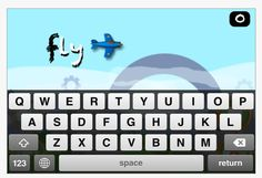 Type Fun Lite-iPad Keyboarding App-great practice for learning to type with varying difficulty levels. From OT's with Apps. Pinned by SOS Inc. Resources @sostherapy.