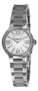 Raymond Weil Women's 5927-ST-00907 Noemia Mother-Of-Pearl Roman Numerals Dial Watch