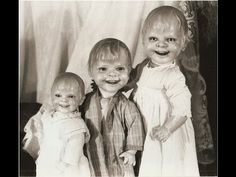 Creepy Dolls and Japanese Robots! Explore the Uncanny Valley with Scare U!