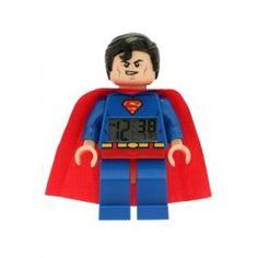Despertador digital de Lego. Licencia oficial. Funciona con pilas 2 AAA (incluídas) 49,55 €