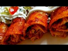 Enchiladas - YouTube