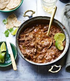 First Class Beef Curry - very slow cooking (2 hours 45 mins) gives this dish a tear-apart tender texture.  [Tip: toast the cardamom, cloves and cinnamon stick in a small dry frying pan before adding - toasting spices very much brings out their flavour]