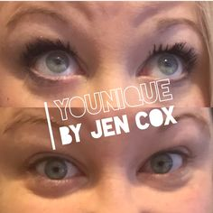 My own personal Results with Younique 3-D Fiber Lashes +  #holyLashes #rebooted #revamped #younique #bossbabe www.youniqueproducts.com/jencox4