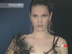 FAUSTO SARLI Full Show Spring Summer 2002 Haute Couture Rome by Fashion Channel http://www.youtube.com/watch?v=b1FPyWnO1DM #FashionChannel