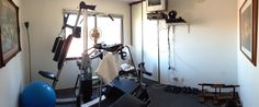 Upstairs bedroom turned into a gym ~ Sheryl Lynn Johnson  (805) 907-8270 SherylLynn@ConnectingHeartsToHomes.com CalBRE #01446902