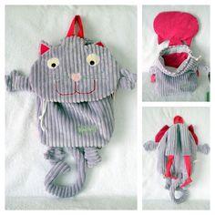 62138b62343 Ткани и шерсть для игрушек,кукол Тильд и др. Sac A Dos DeglingosSac ...