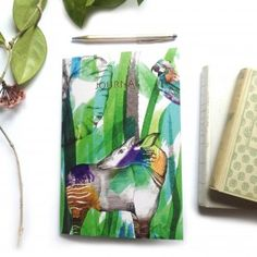 Jungle Journal Notebook