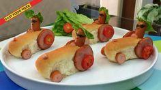 Hot Dogs racing