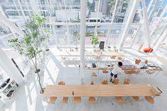 Shibaura Office - Kazuyo Sejima
