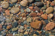 Rocks #rock #nature #photography #nofilter #michigan