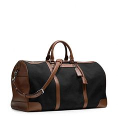 Coach :: BLEECKER CABIN BAG IN CANVAS