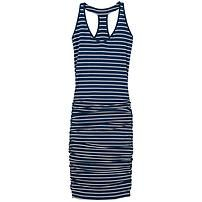 Striped Tee Racerback Dress