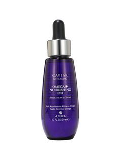 5 beauty picks we're obsessing over: Loaded with omegas, Alterna Caviar Omega+ Nourishing Oil leaves frazzled hair exceptionally smooth and glassy Beauty Bar, Hair Beauty, Allure Beauty, Eco Beauty, Luxury Beauty, Overprocessed Hair, Thick Hair Styles Medium, Good Shampoo And Conditioner, Best Oils