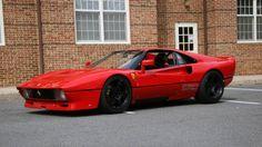OMG!!! #WANNA_HAVE!! #CARPORN -> Street Legal IMSA GT 1980 Ferrari 308 GTSi