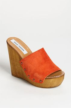 Steve Madden 'Cedar' Wedge Sandal - cute everyday wedge
