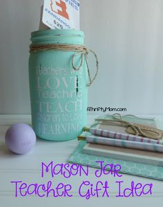mason jar teacher gi