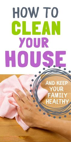 Cleaning your home with natural cleaning tips. Keep your house clean and your family healthy.