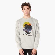 Crew Neck Sweatshirt, Graphic Sweatshirt, Pullover, Ryu Street Fighter, Street Fighter Characters, Gift For Lover, Hoodies, Sweatshirts, Chiffon Tops