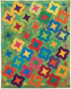 Free Star Flower Quilt Patterns : 1000+ images about Cheryls Quilts on Pinterest Tonga, Quilt and Star flower