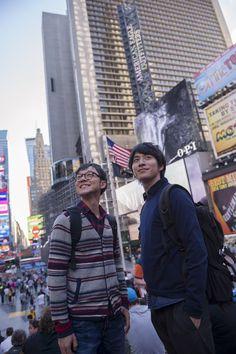 「俺旅。」9月からCS初放送 村井良大&佐藤貴史 | ステージナタリー