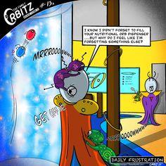 The Daily Frustration Comic Book Artists, Comic Artist, Comic Books, Pet Fish, How To Make Comics, Amusement Park, Comic Strips, Sci Fi, Character Design
