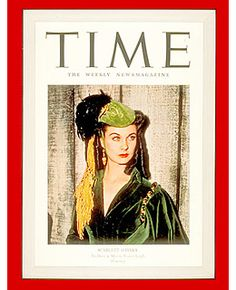 Gone With the Wind Vivien Leigh TIME Magazine