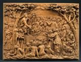 Lot No. 674 Filippo Porri, (ca. Ferrara), Two master reliefs, Renaissance, Gothic, Art Furniture, Sculptures, Porcelain, Glass, Auction, Goth, Porcelain Ceramics