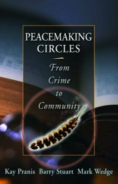 Peacemaking Circles: From Crime to Community by Kay Pranis. $20.00. Author: Kay Pranis. Publisher: Living Justice Press (October 2003). Publication Date: October 2003. A time-tested paradigm for healing relationships and keeping them healthy, Peacemaking Circles explores how communities can respond to crimes in ways that address the needs and interests of all those affected - victims, offenders, their families and friends, and the community. Based on indigenous teachings c...