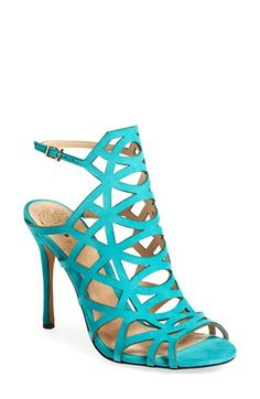 Vince Camuto 'Kristana' Gladiator Sandal (Women) available at #Nordstrom