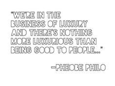 oh Pheobe #nyfw