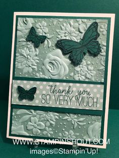Cards with Flowers Any Occasion Cards Handmade Brown and Beige Cards Rustic Note Cards Encouragement Card Card with Butterfly Set of 4