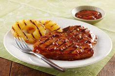 I'm not personally a BBQ fan but LOVED this summer fresh dinner! Easy and quick