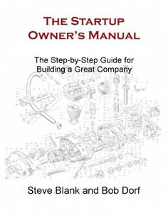 The Startup Owner's Manual: The Step-by-Step Guide for Bu... https://www.amazon.com/dp/B009UMTMKS/ref=cm_sw_r_pi_dp_VWWqxbH5MX4FH