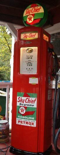 Gas Pump Hobbyist - Old Gas Pumps, Antique Gas Pumps, Customized Old Gas Pump Restoration