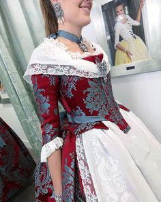 18th Century Clothing, 18th Century Fashion, Rococo, Modern Fashion, Vintage Fashion, Vintage Dresses, Vintage Outfits, Period Outfit, Princess Costumes