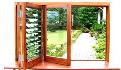 louvres and bifolds - Google Search