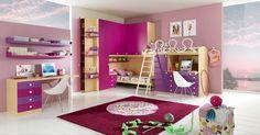 Resultado de imagen para imagenes de habitaciones infantiles
